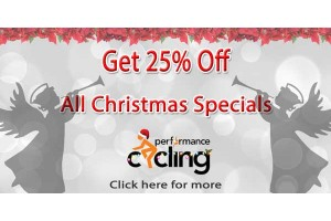 25% Off for all Performance Cycling Instructors & Friends
