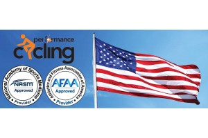 Another accolade for Performance Cycling Online Certification