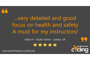 Course Review Gillian, London UK