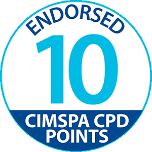 Maximum CIMSPA accreditation for indoor cycling
