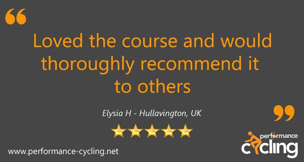 Course Review Hullavington MoD Course