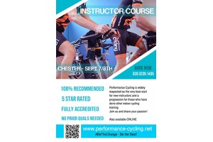 Next Live Instructor Course UK - BOOK NOW