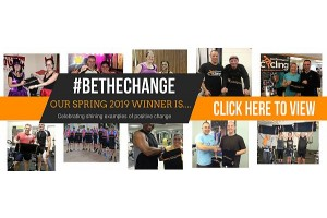 Be The Change Winner - Spring 2019