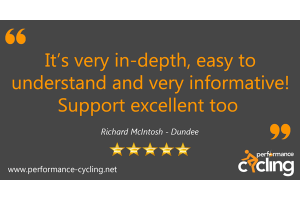 Performance Cycling Certification Review - Richard - Dundee