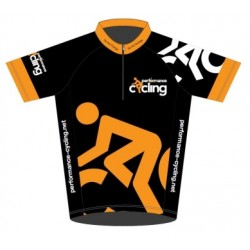 Performance Cycling Pro Jersey (Special Edition - Yellow Gold