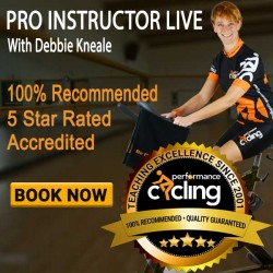 Performance Cycling Pro Instructor (PCL1 & 2)