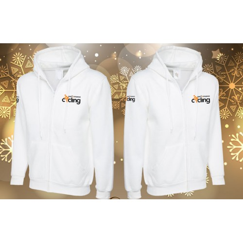 Performance Cycling Zip Up Hoodie